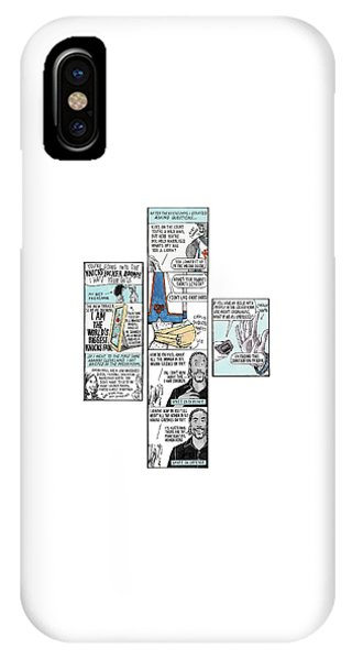 'the Sporting Life' IPhone Case
