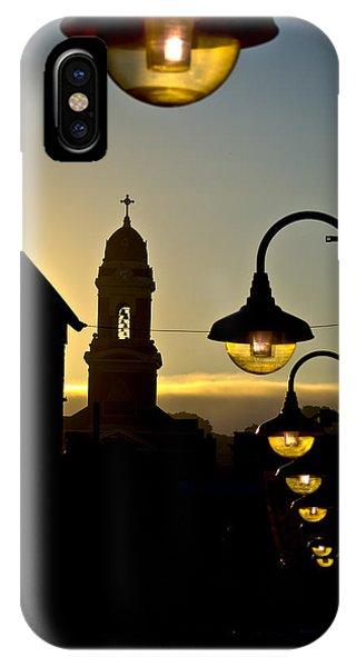 The St. Paul Church IPhone Case