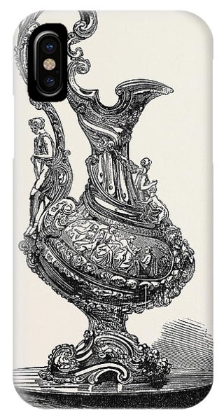 Stamford iPhone Case - The Stamford Race Cup by English School