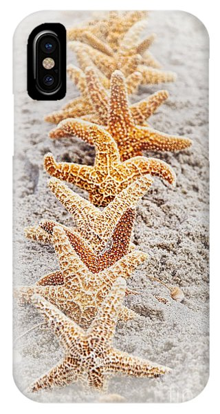 The Starfish Line Dance IPhone Case