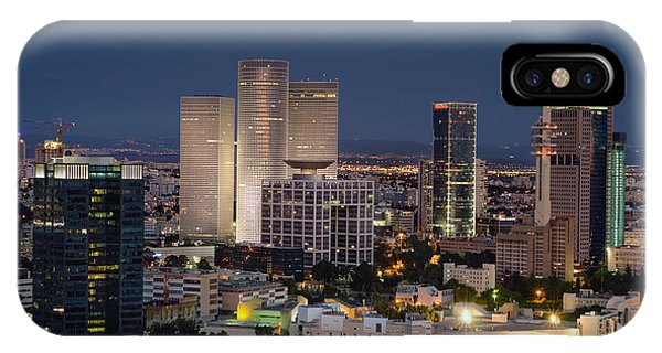 IPhone Case featuring the photograph The State Of Now by Ron Shoshani