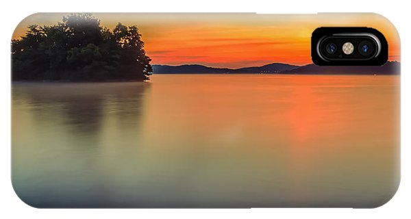 The Still And Quiet Dawn IPhone Case