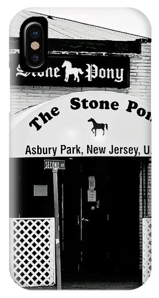 The Stone Pony Asbury Park Nj IPhone Case