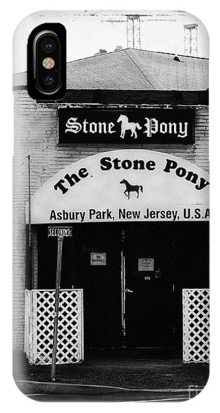 Stone Wall iPhone Case - The Stone Pony by Colleen Kammerer