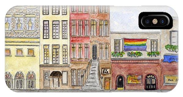 The Stonewall Inn IPhone Case