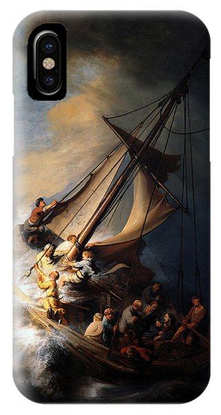 The Storm On The Sea Of Galilee IPhone Case