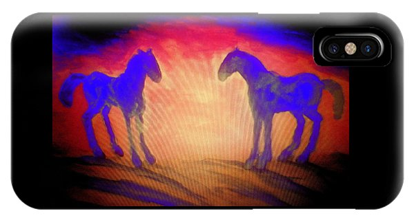 Altruism iPhone Case - The Sun Also Rises And A New Day Will Come  by Hilde Widerberg