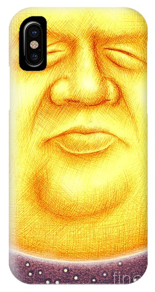 The Sun King IPhone Case
