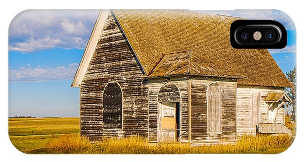 The Sunbeam Church IPhone Case