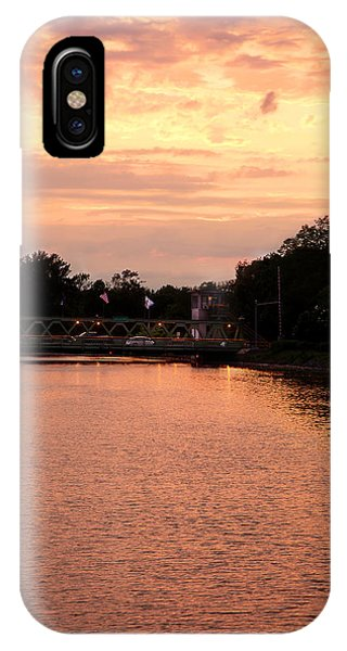 The Sunset IPhone Case