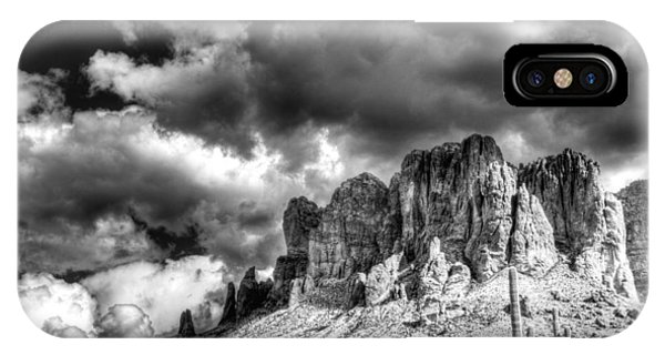 The Superstitions  IPhone Case
