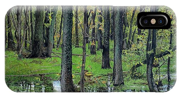 The Swamp IPhone Case