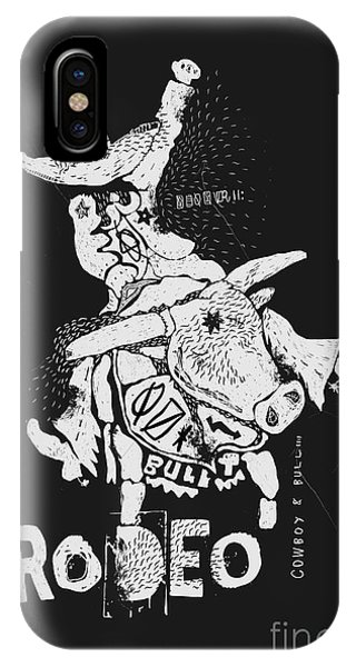 The Symbolic Image Of The Bull On Which Phone Case by Dmitriip