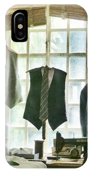 The Tailor Shop IPhone Case