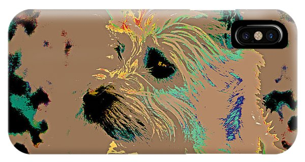 The Terrier IPhone Case