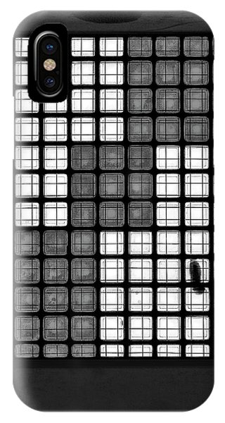 Ceiling iPhone Case - The Tetris Effect by Paulo Abrantes