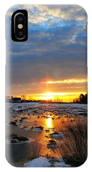 The Thaw IPhone Case