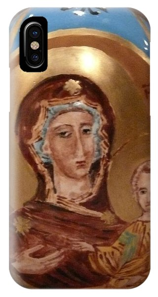 The Theotokos IPhone Case