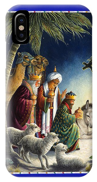 The Three Kings IPhone Case