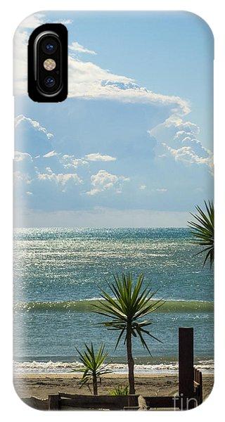 The Three Palms IPhone Case