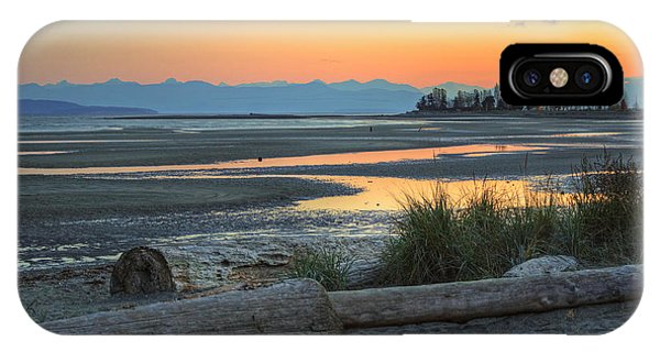 The Tide Is Low IPhone Case