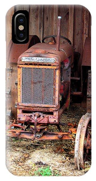 The Tractor Phone Case by John Freidenberg