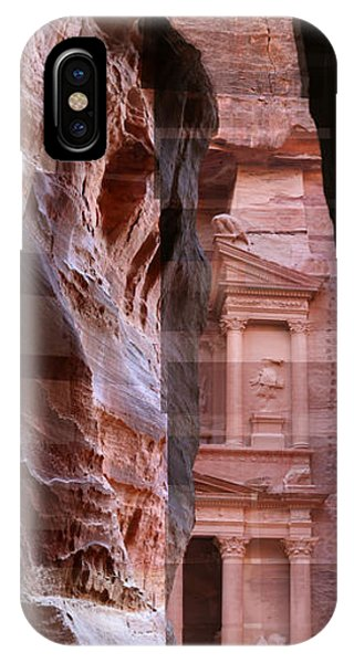 The Treasury Of Petra Jordan IPhone Case