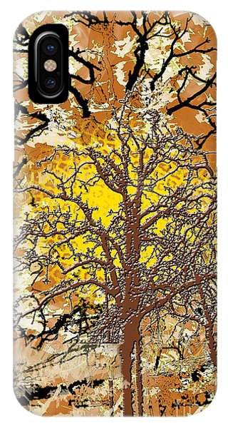 The Tree Inside Me IPhone Case