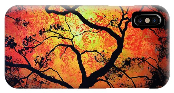 The Tree Of Life #1 IPhone Case