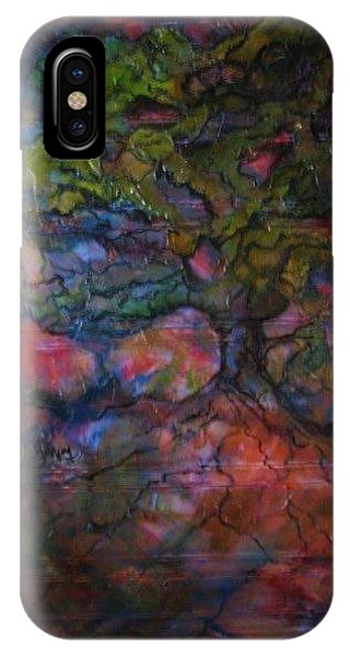 The Tree Of Life Phone Case by Kendra Sorum