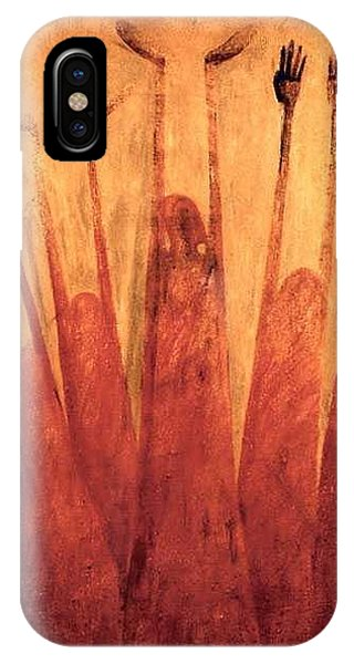 The Tree Of Weeping IPhone Case