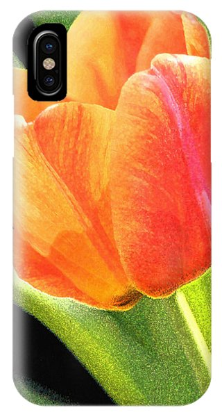 The Tulip IPhone Case