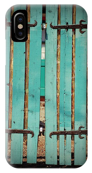 The Turquoise Gate IPhone Case