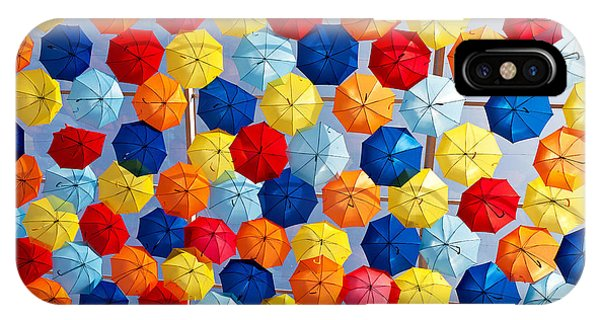 The Umbrella Sky IPhone Case
