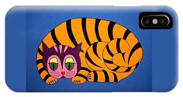 The Unity Cat IPhone Case