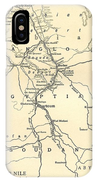 British Empire iPhone Case - The Upper Nile by English School