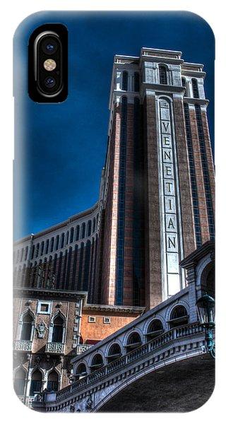 The Venetian Las Vegas IPhone Case