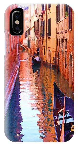 The Venetian Way IPhone Case