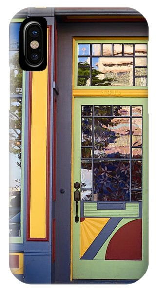 IPhone Case featuring the photograph The Victorian Diner by Rick Locke