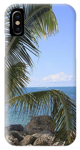 Key West Ocean View IPhone Case