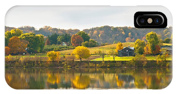 The View From Rabbit Hash Phone Case by Jeanne Sheridan