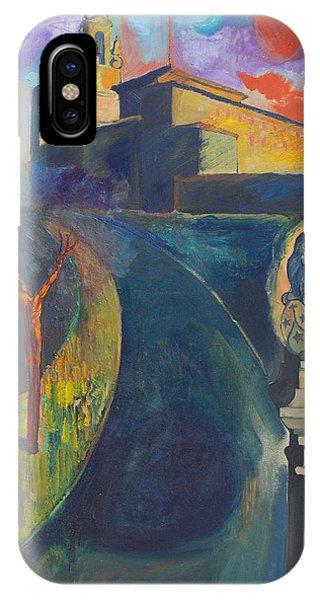 The Virgin And The Lion Phone Case by Fernando Alvarez