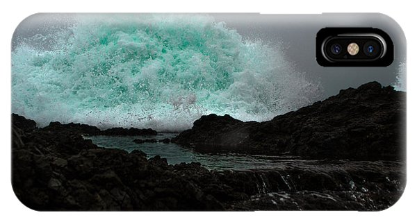 The Wall Series Frame 3 Full Res IPhone Case
