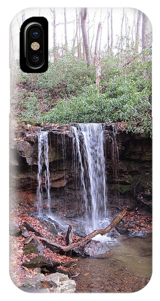 The Waterfall Phone Case by Diane Mitchell