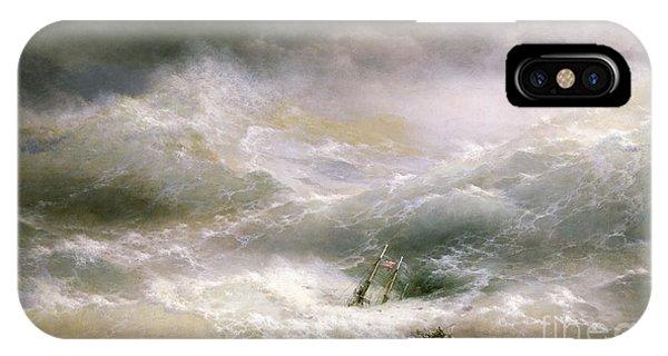 iPhone Case - The Wave by Viktor Birkus