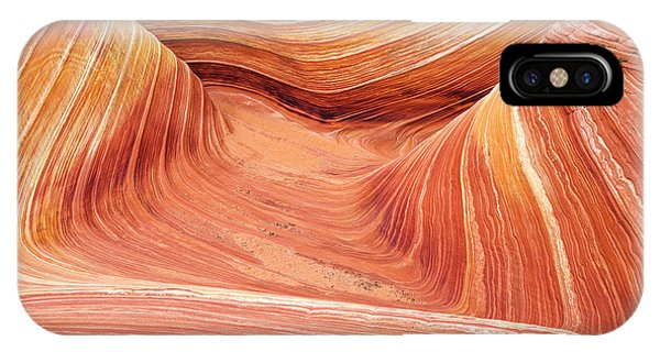 The Wave, Coyote Buttes Phone Case by Russ Bishop