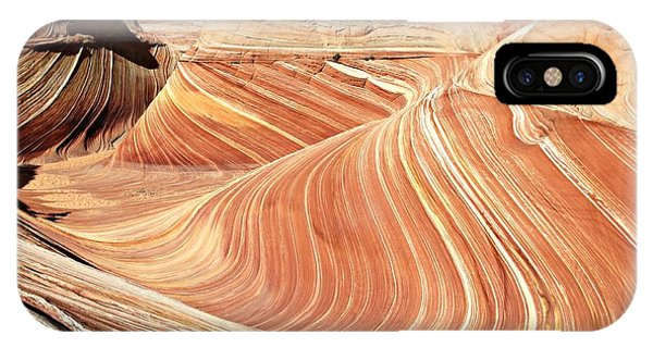 The Wave Rock #2 IPhone Case