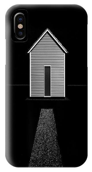Facade iPhone Case - The Way Home by Roberto Parola