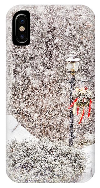 The Weather Outside Is Frightful IPhone Case