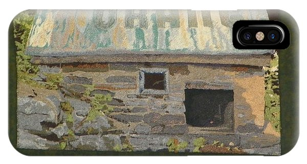 The Well House  IPhone Case